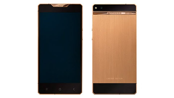 Gresso Regal Gold Is A Luxurious Smartphone